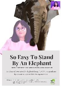 โปรเจคภาพวาดคนกับช้าง